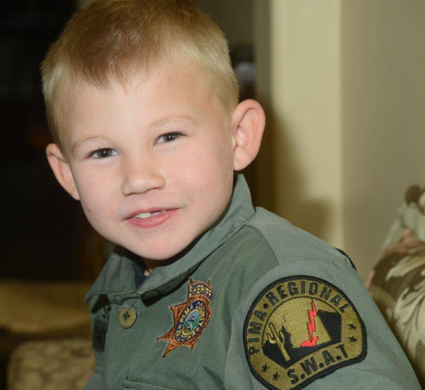 Moses Thompson, age 6. (Source: Pima County Sheriff's Department)