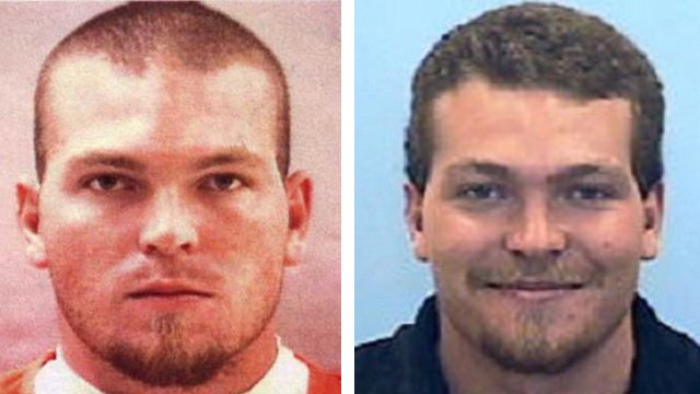Christopher Wayne Scalf, 32. (Source: U.S. Marshals Service and Arizona Department of Public Safety)