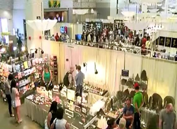 Tucson Gem and Mineral Show (Source: KOLD-TV)