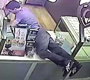 The robbery happened on Jan. 22 at around 6:05 p.m. (Source: Silent Witness)