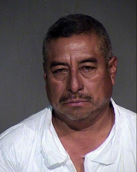Alberto Perez (Source: Maricopa County Sheriff's office)