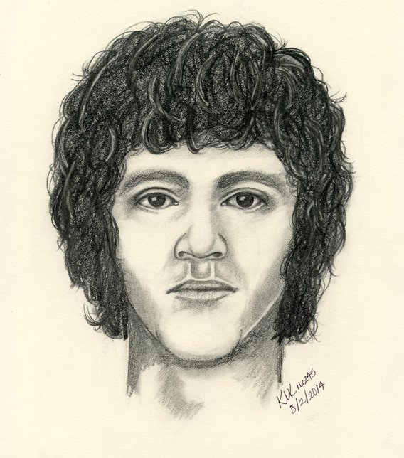 Mesa police released composite sketches of indecent exposure suspect. (Source: Mesa Police Department)