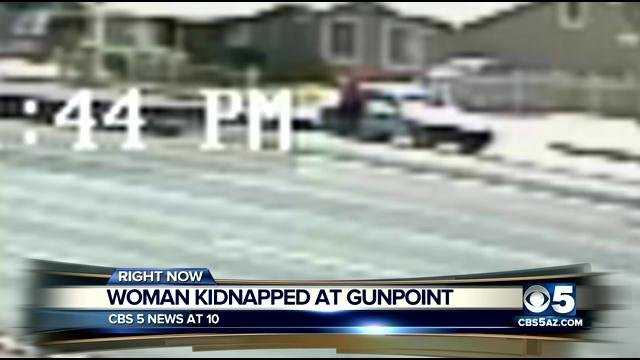 Reported kidnapping in Phoenix