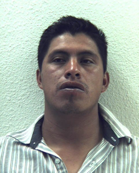 Antonio Lopez Perez, 32, was arrested early Friday morning