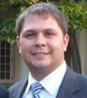 Former state Rep. Ruben Gallego