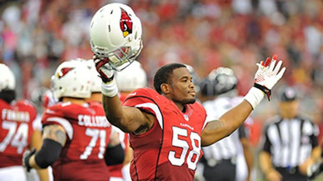 Daryl Washington (Source: Arizona Cardinals)