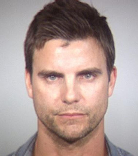 Colin Egglesfield (Source: Tempe Police Department)