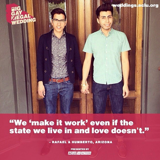 Humberto Niebla and Rafael Vasquez (Photo courtesy: Facebook)