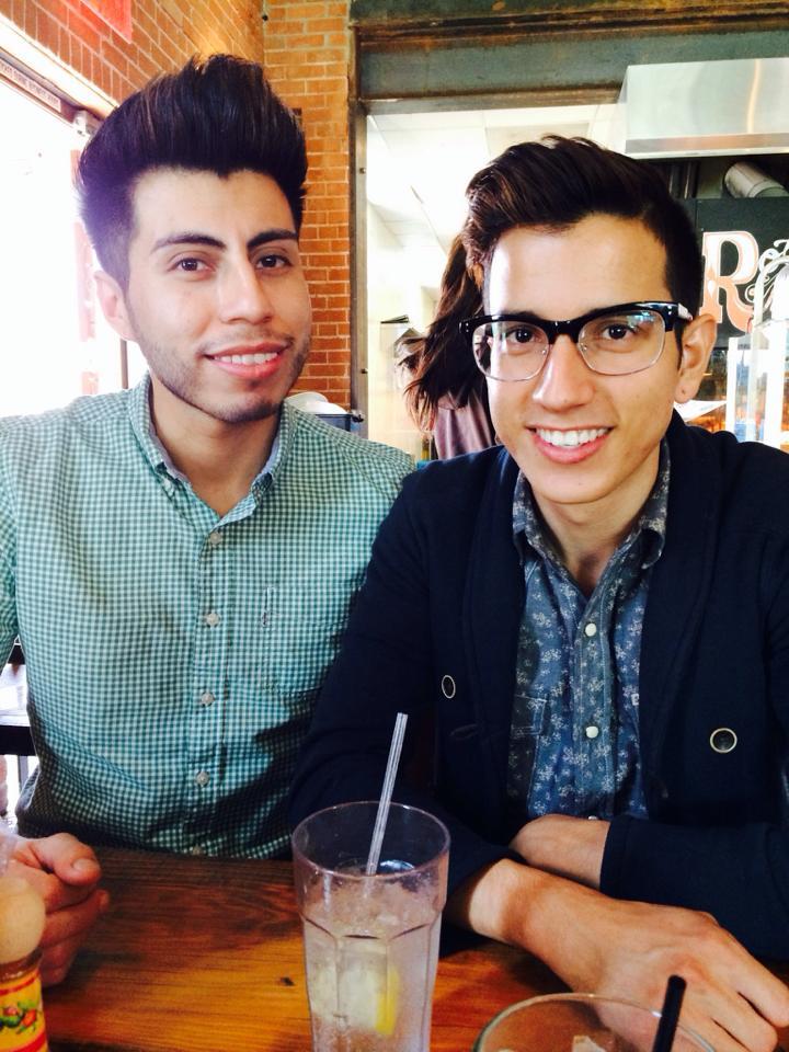 Rafael Vasquez and Humberto Niebla (Photo courtesy: Facebook)
