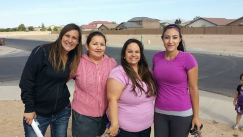 Some of the Maricopa Moms