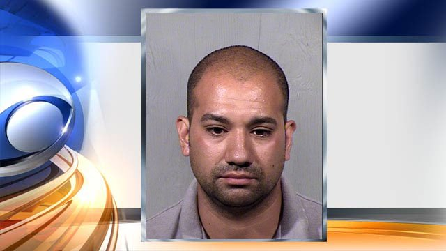 Eric Nunez (Source: Maricopa County Sheriff's Office)