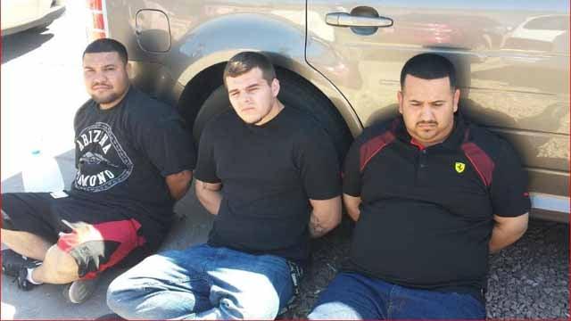 Operation Justice nets arrests. (Source: U.S. Marshals)
