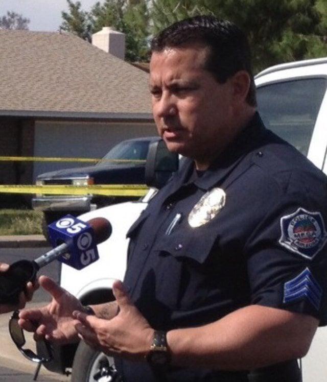Mesa police spokesman Sgt. Tony Landato