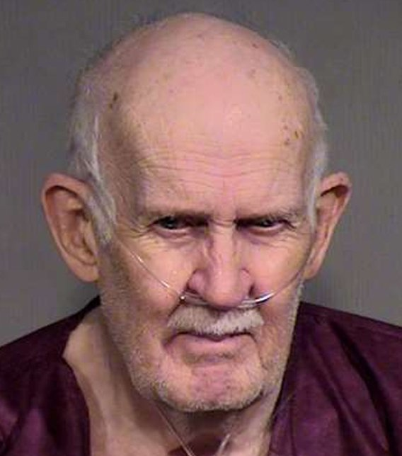 Howard Rudolph (Source: Maricopa County Sheriff's Office)