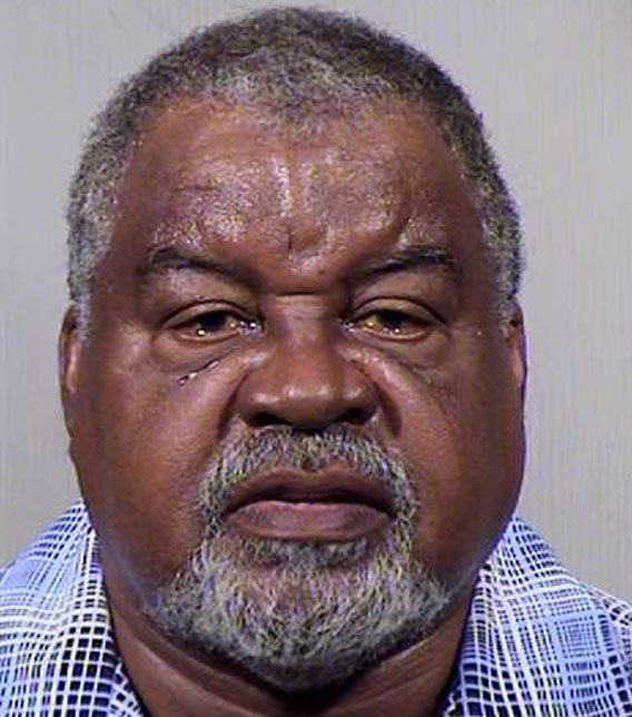 George Brown (Source: Mesa Police Department)