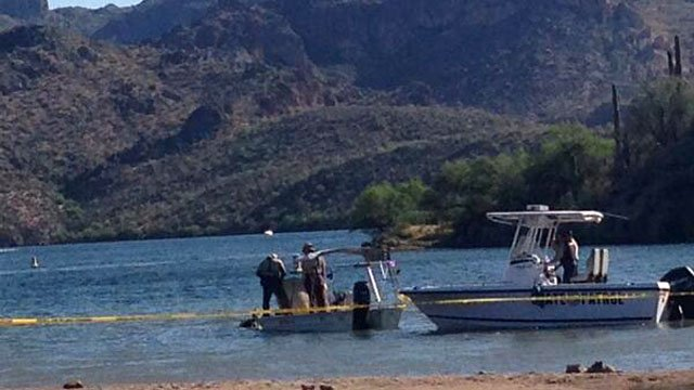 Girl, 10, drowns at Saguaro Lake