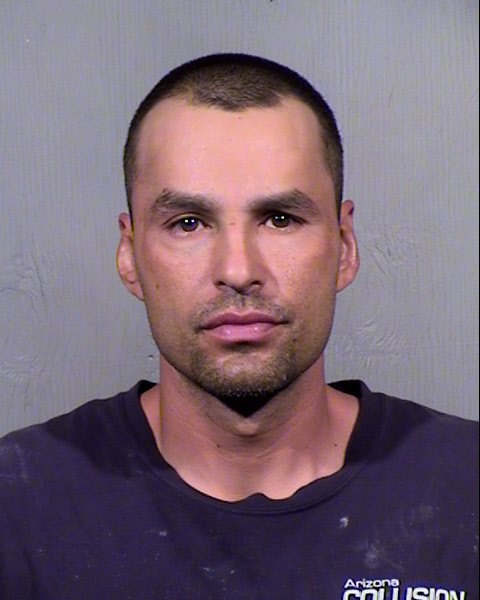 Joe Martinez (Source: Maricopa County Sheriff's Office)