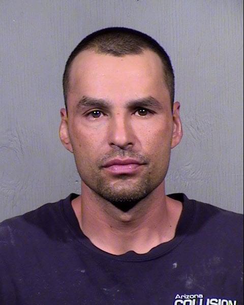 Joe Martinez (Source: Maricopa County Sheriff's Office)