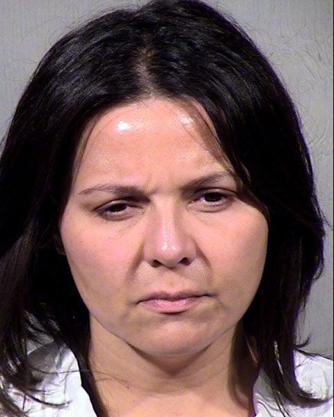 Sandra Calderon  (Source: Maricopa County Sheriff's Office)