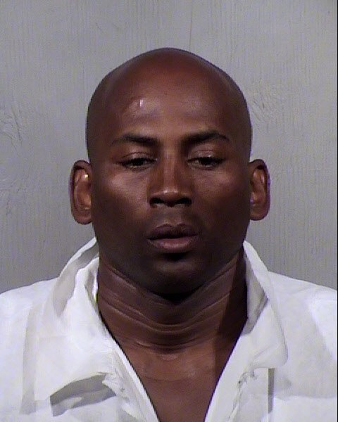 Ansar Muhammad (Source: Maricopa County Sheriff's Office)