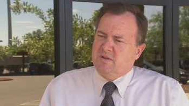 Agua Fria School District Superintendent Dennis Runyan