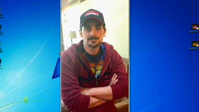 Brad Paisley issues his personal concert invitation to Bailey via a video. (Source: CBS 5 News)