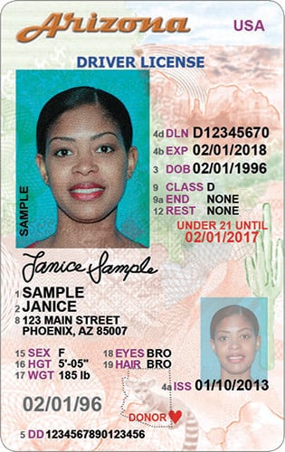 Driver's license for under 21 Driver Licenses