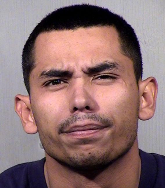 David Gonzales (Source: Maricopa County Sheriff's Office)