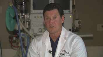 Kurt Solem, M.D. (Source: CBS 5 News)