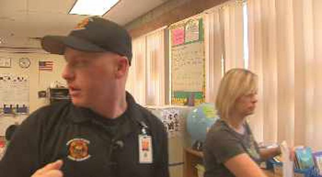 State Fire Inspector Dan Ierley (Source: CBS 5 News)