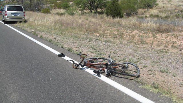 The bicyclists were all from Gilbert. (Source: Yavapai County Sheriff's Office)