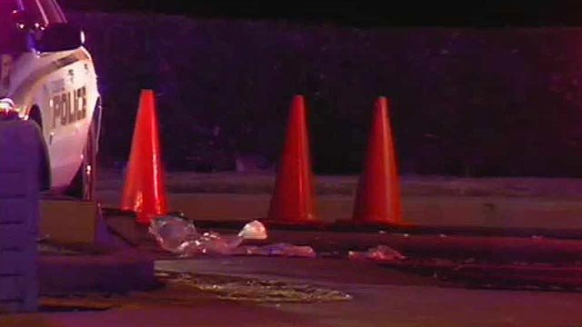 A woman died from injuries suffered in a hit-and-run early Wednesday morning in Glendale.