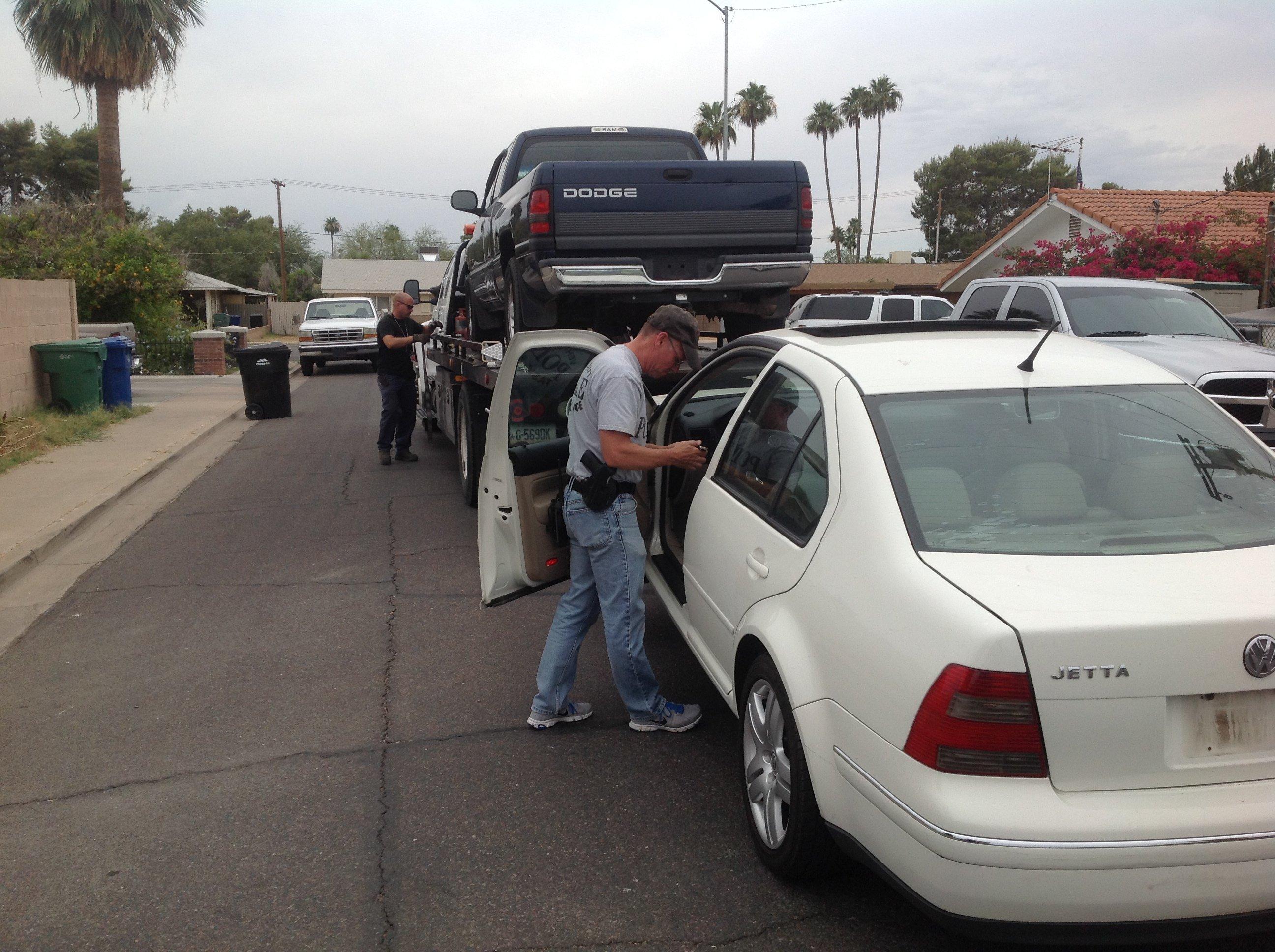 Police Bust Car Theft Ring In Az Ca Kptv Fox 12