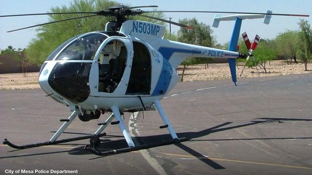 (Source: Mesa Police Department)