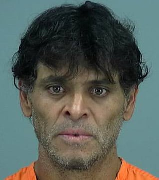 Martin Leon-Villanueva told deputies it wasn't until he returned home that he knew the girls were there. (Source: Pinal County Sheriff's Office)