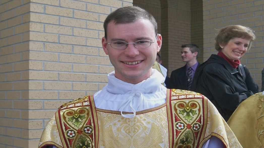 The Rev. Kenneth Walker, 28, was found with multiple gunshot wounds in the rectory of Mother of Mercy Mission Catholic Church. (Source: Catholic Diocese of Phoenix)