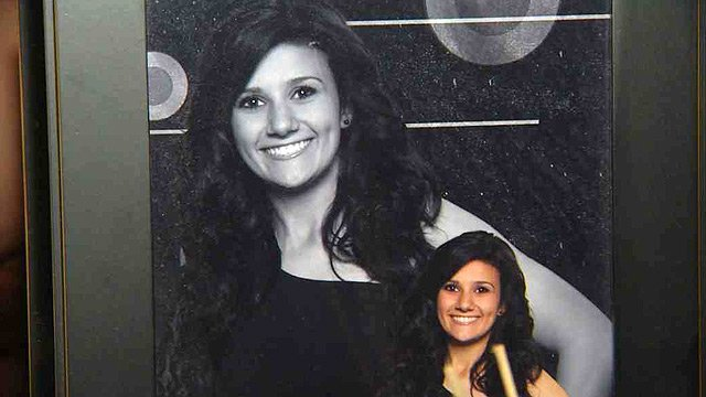 Lanna Hamann, 16, was vacationing in Rocky Point, Mexico, when she suffered a heart attack. (Source: Hamann family photo)