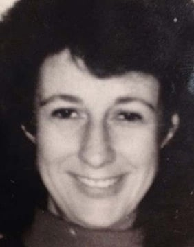 The body of Laura Hunding, 27, was found in her apartment July 17, 1989. She had been raped and stabbed to death.