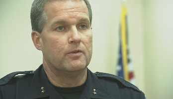 Phoenix Police Commander Michael Kurtenbach (Source: CBS 5 News)