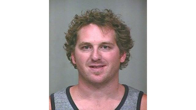 Bradley Faupel was arrested Sunday by Scottsdale police.
