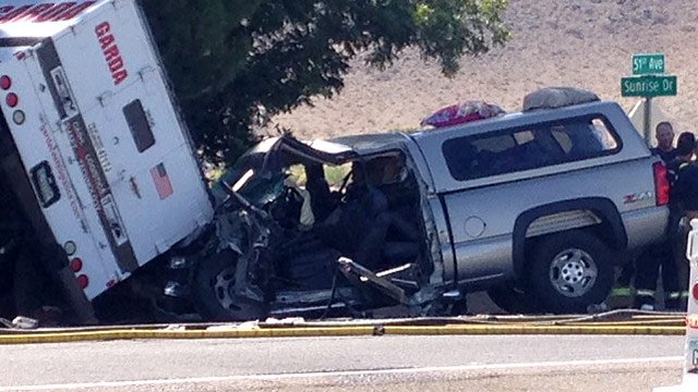 Laveen Car Accident