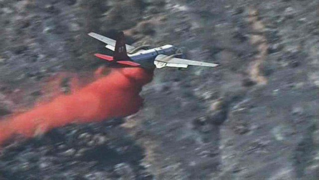 Additional crews have arrived to help battle the Doce Fire in the Prescott National Forest.