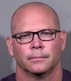 David Bryant, 44, of Goodyear. (Source: Maricopa County Sheriff's Office)