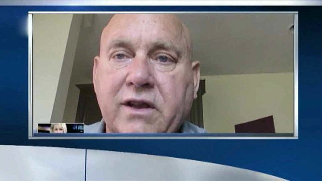 Dennis Hof in his letter to Phoenix Mayor Greg Stanton said opening a brothel would put a big dent in the illegal sex trade. (Source: CBS 5 News)
