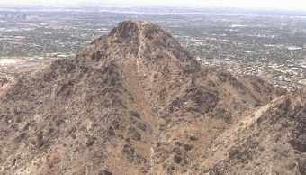 Body found on Piestewa Peak in Phoenix (Source: CBS 5 News)