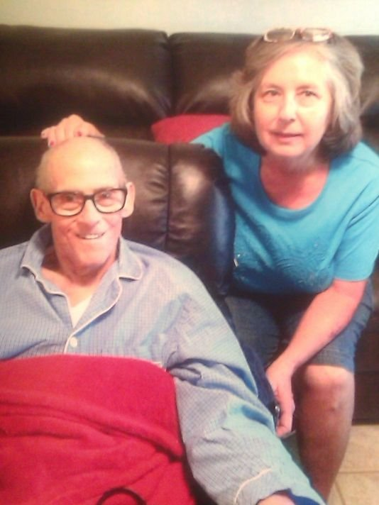 81-year-old William Singer and his 64-year-old wife, Barbara Singer