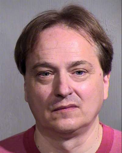 Peter Steinmetz (Source: Maricopa County Sheriff's Office)