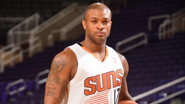 P. J. Tucker (Source: NBA)