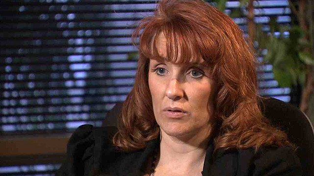 'I had to tell my son his father died and then I had to tell him this,' Jones' ex-wife Tamara Maier said. 'I want them to be held accountable for that.' (Source: CBS 5 News)