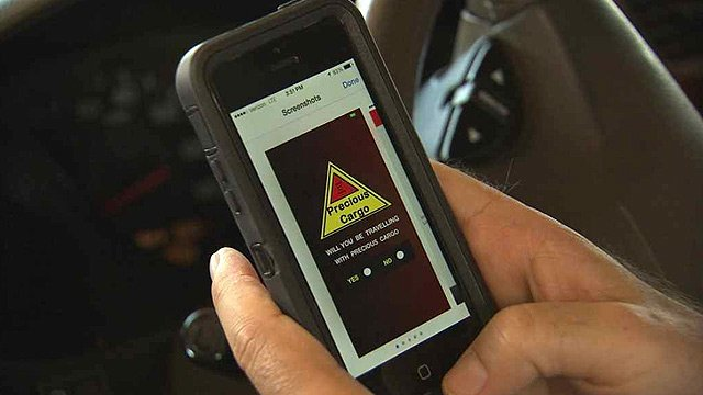Modern technology is rapidly being developed to help prevent deaths of children in hot cars. (Source: CBS 5 News)